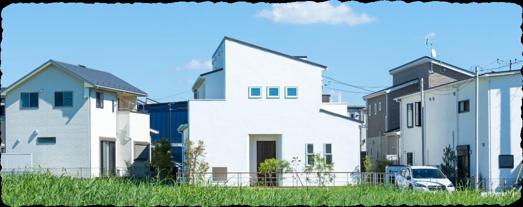 一般住宅の外壁塗装工事、サイディング工事(外壁・屋根)事業
